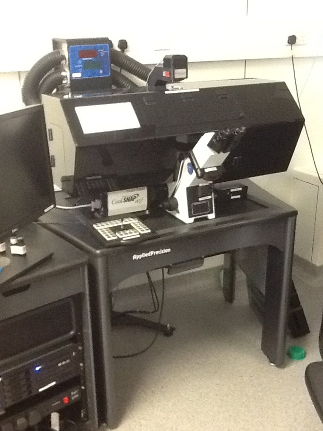 Deconvolution microscope