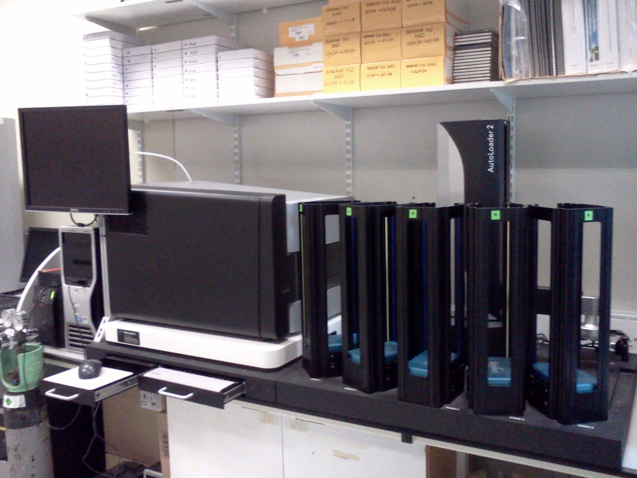 Illumina iScan Plus BeadArray System
