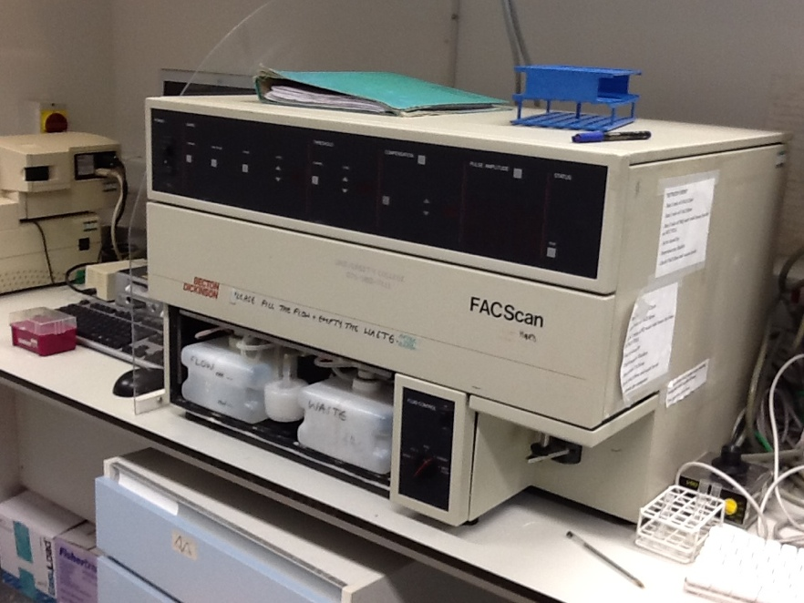 BD FACScan Flow Cytometer