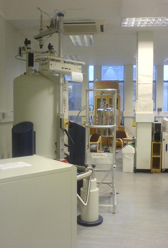 NMR 600MHz