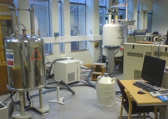NMR 400MHz
