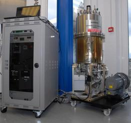 Vacuum bakeout chamber