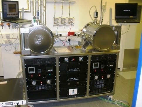 Twin Materials Test Chamber