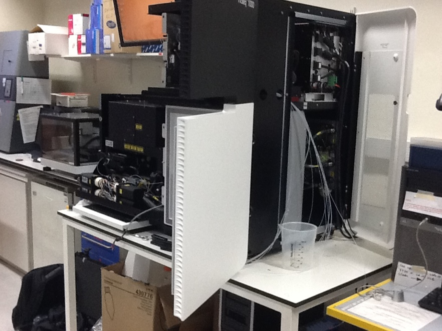 Illumina HiSeq Next Generation Sequencer
