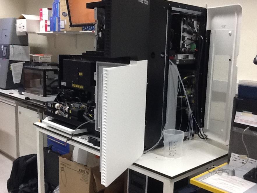 Illumina HiSeq Next Generation Sequencer