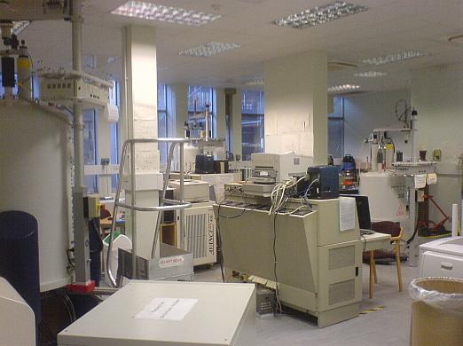 UCL Chemistry NMR Lab