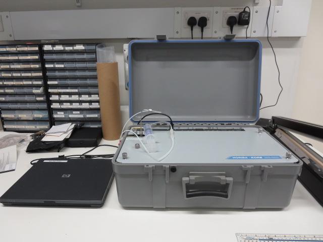 Portable Mass Spectrometer