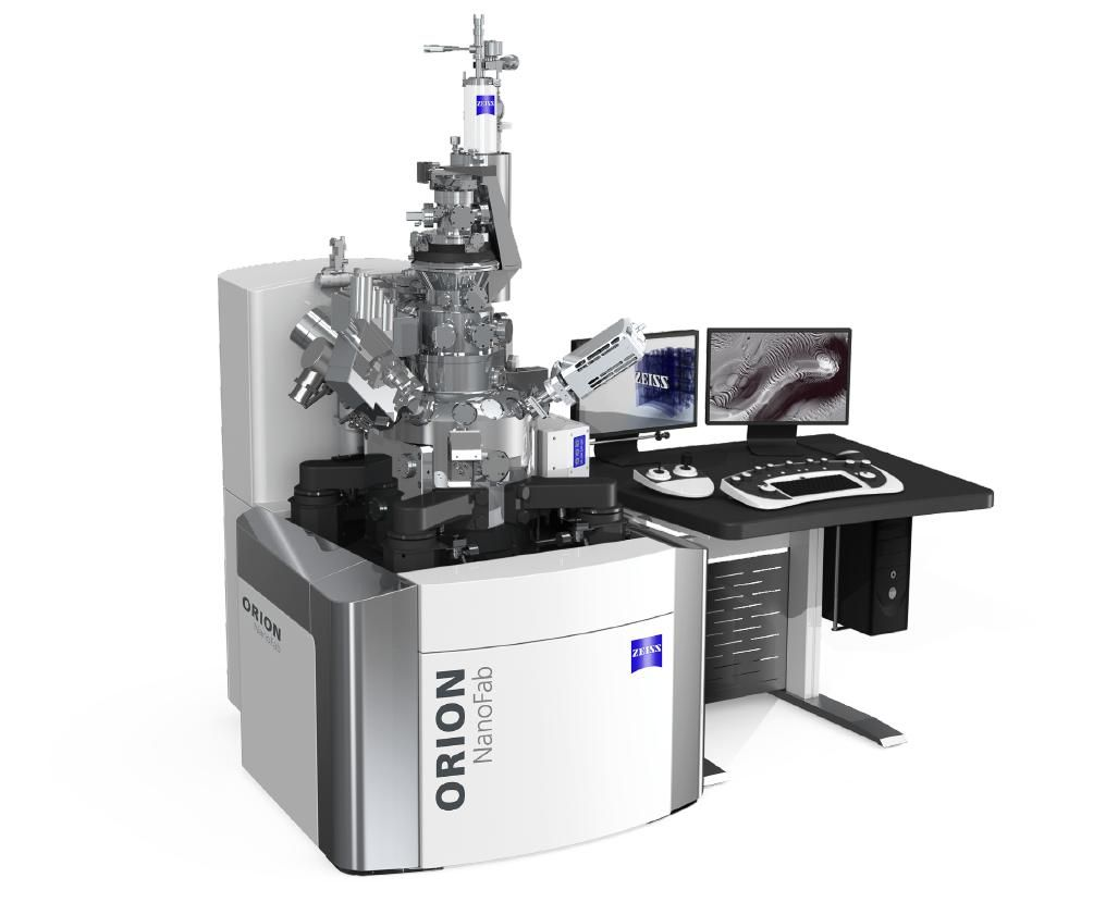 Orion NanoFab