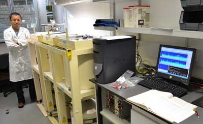 UCL Environmental Radiometric Facility