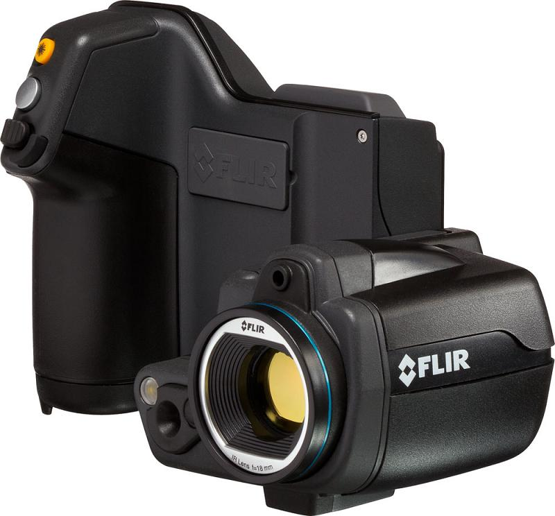 Infrared Thermal Imaging Camera