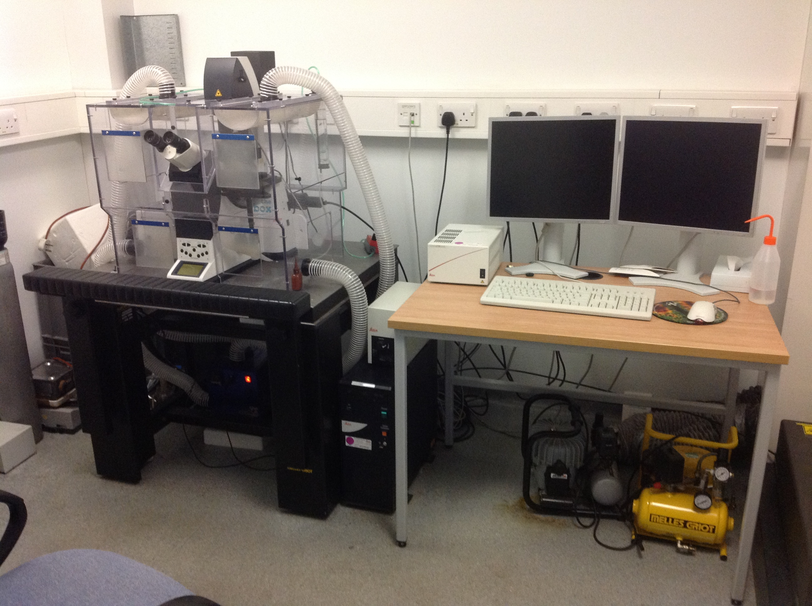 Confocal Microscope