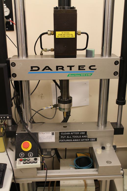 Dartec HC10 Fatigue Tester