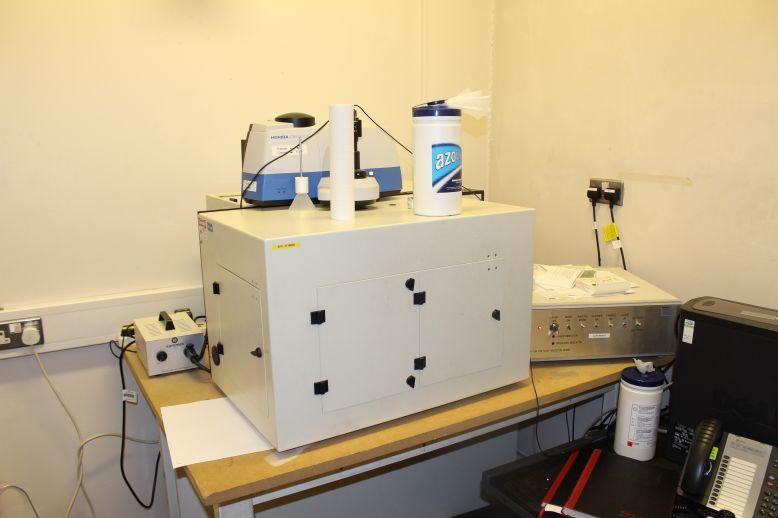 Labram 200 Raman FTIR Spectroscope